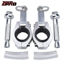 TDPRO Brush Hand Guard Handguards 28mm Handlebar Clamp Mounting Kit For 1 1/8 Bars Motorcycle Kids ATV Dirt Pit Bike