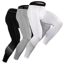 Leggings Compression-Pants New Sportswear Tights Long-Trousers Skinny Fitness Running