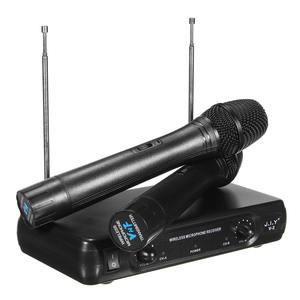 Dual Professional Wireless Mic