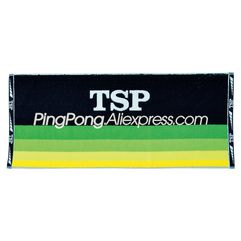 2020 New TSP Table Tennis Towel (Medium Size) 100% Cotton Sport Gym Badminton Ping Pong Sports Towel
