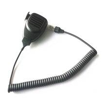 6 PIN ไมโครโฟนลำโพงไมโครโฟนสำหรับ Kenwood วิทยุ TK 868 TK 868G TK 880 TK 880G TK 885 TK 930 TK 940 TK 941 TK 980 Walkie Talkie