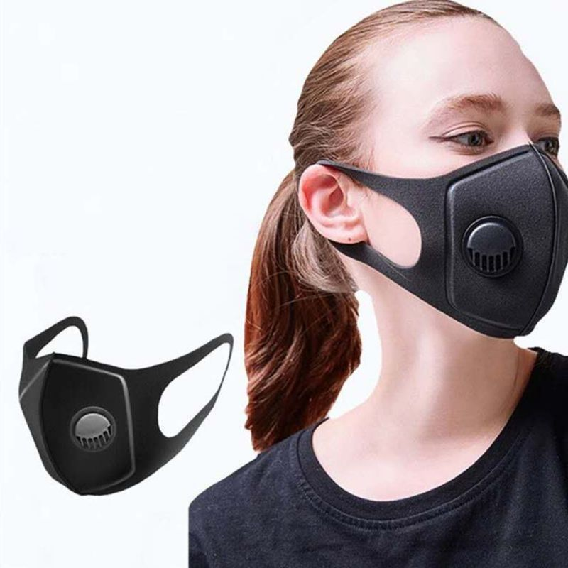 Dust-proof Fog-proof PM 2.5 Air Valve Mask For Adults Kids Face Mask Anti Dust