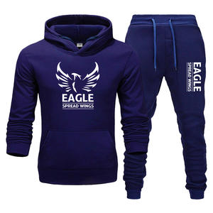 Hoodies Tracksuits Pants Sportswear Autumn Winter Casual And