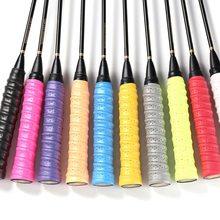Fita anti-derrapante absorve suor raquete de fita alça de tênis badminton squash band anti-skid headbands faixa de suor de cabelo