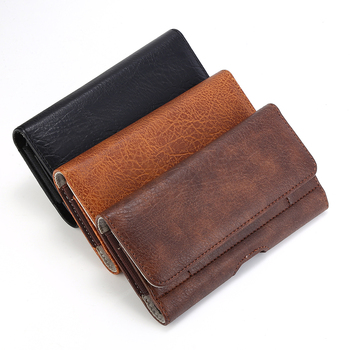 Leather Case Pouch Holster,Phone Pouch Holster, Leather Case , Magnetic Closure , Belt Pouch Case, Holster Pouch Leather Wallet