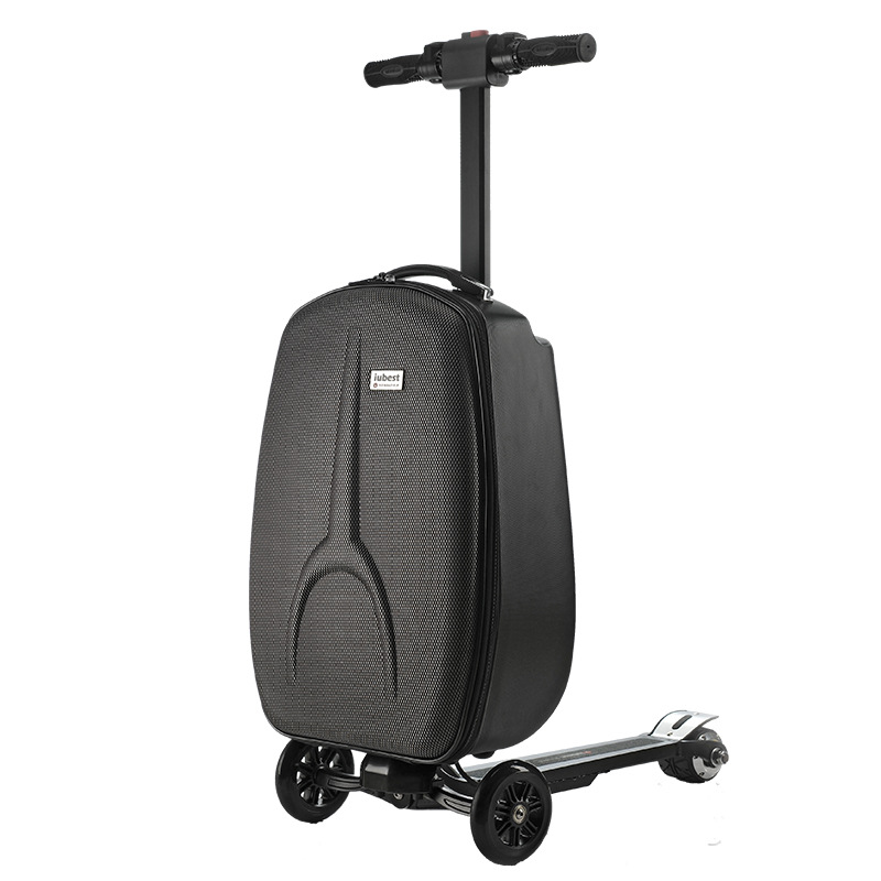 High-end Smart Electric Scooter Travelling Case Waterproof Wear-resistant Suitcases Scooter Luggage Travel Carry On Luggage Bags