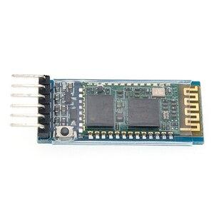 Image 5 - 20Pcs HC 05 HC 06 Master Slave 6pin/4pin Anti Reverse, geïntegreerde Bluetooth Seriële Doorwerking Module, Draadloze Seriële