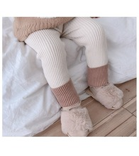 цены NEW girls pants autumn and winter elastic force baby girl leggings casual render kids pants girls trousers 9m 1 2 3 4 5 6 years