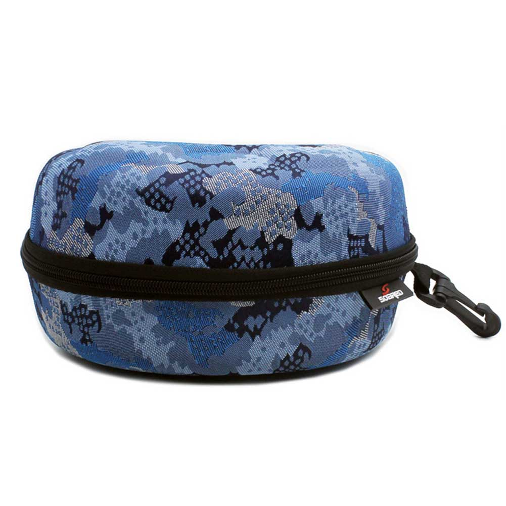 Waterproof Pressure Resistance Portable Eyewear Protection Ski Goggle Case Hard Box Zipper Outdoor Carrying Storage Winter