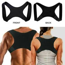New Upper Back Posture Corrector Clavicle Support Straight Shoulders Brace Strap Correct