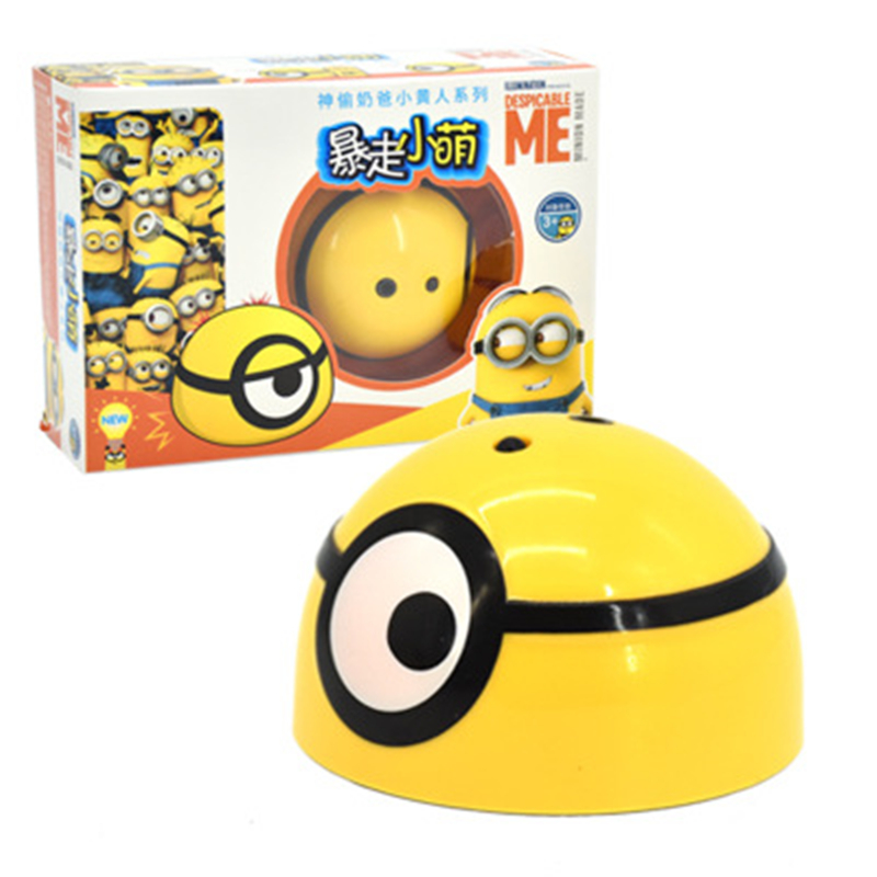 Minions Escaping Toy 1