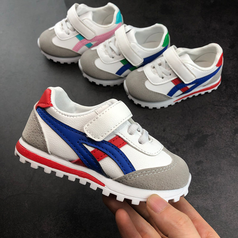 Spring Baby Toddler Children's Sports Shoes For Boys Girls Baby Toddler Kids Flats Sneakers Fashion Casual Infant Running Shoes