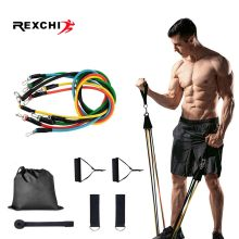 REXCHI Gym Fitness Widerstand Bands Set Hängen Gürtel Yoga Stretch Pull Up Assist Seil Straps Crossfit Trainings Workout Ausrüstung(China)
