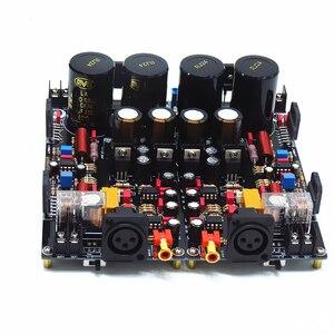 Image 3 - 2020 LM3886 XRL 완전 밸런스 파워 앰프 보드 120W + 120W HiFi 스테레오 2 채널 완성 보드