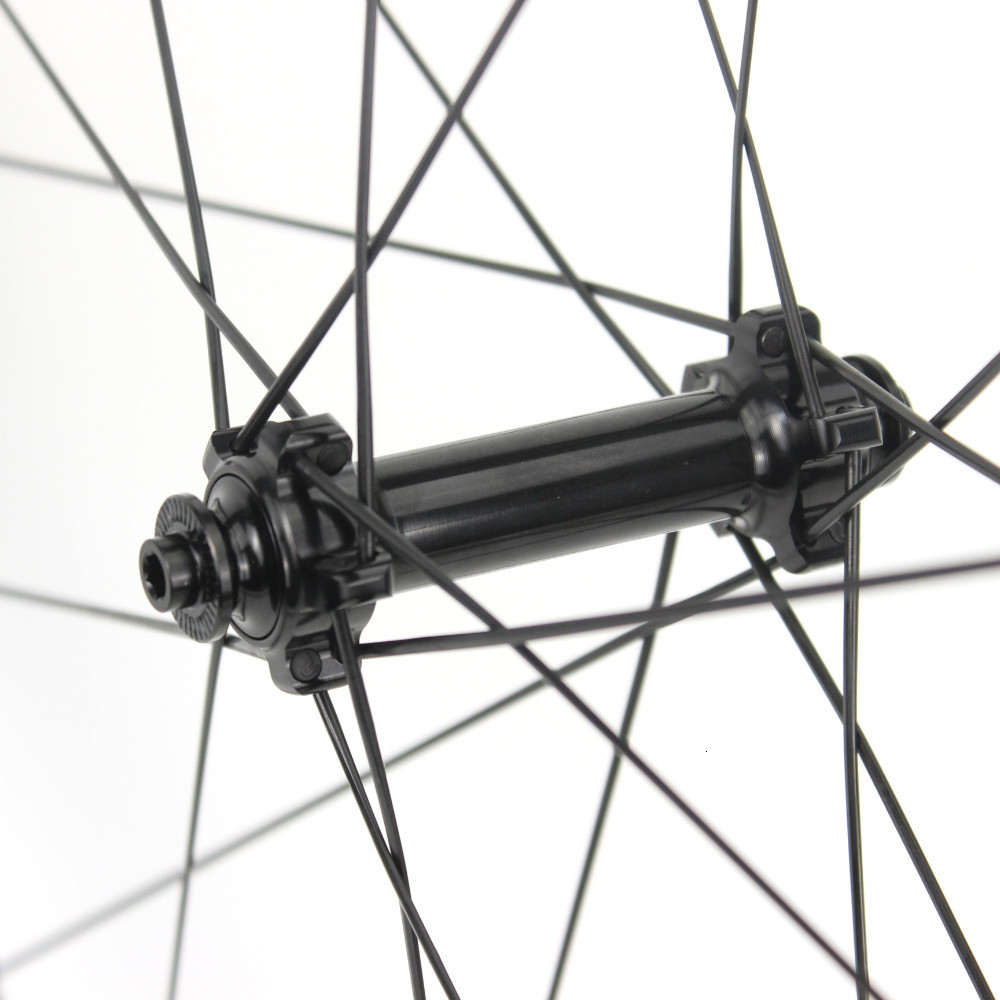 Perfect 1130g Only 700C Road Bike Tubular Wheelset Carbon Fiber Bicycle Wheel Bitex Straight Pull Hub For Clmbing Clincher 1230g 11