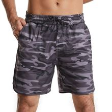 Men Camouflage Shorts Casual Male Hot Sale Military Cargo Shorts Knee Length Mens Summer Short Pants Homme 2021 New
