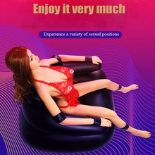 Inflatable Sofa Chair Adult-Products Passionate SM Sex Lovers More And ALTERNATIVE Acacia