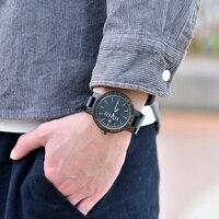 BOBO ptak drewniane zegarki mężczyźni kobiety data tydzień kwarcowy zegarek męski часы мужские heban bambusowy drewniany zegarek Dropshipping szybko