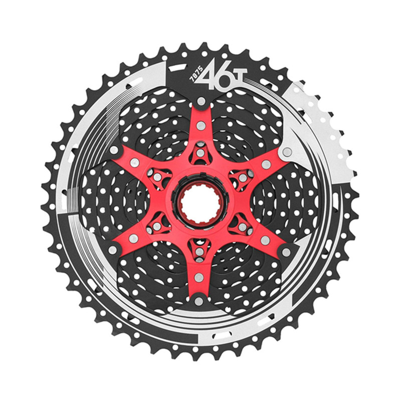 SunRace CSMS8 CSMX8 11 Speed Wide Ratio bike bicycle cassette Mountain Bicycle freewheel 11-46T 11-50T free shipping