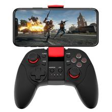 Wireless Bluetooth Game Controller Telescopic Gamepad Joystick Peace Elite Fast Shooting Button Controller For iOS /Android / PC handjoy x max wireless bluetooth 4 0 singe hand game controller with telescopic for android ios smartphone phone controller