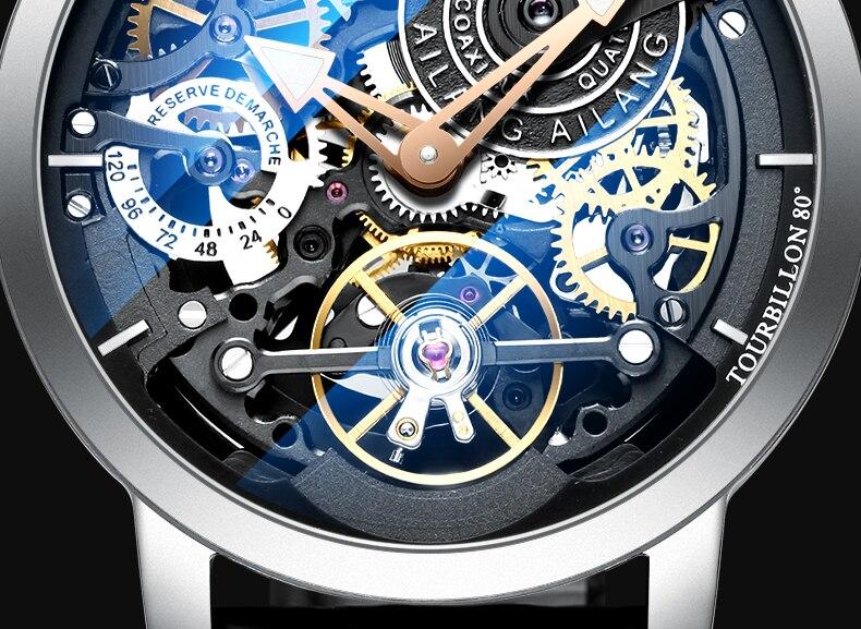 Hf8b38532bc1143c1aca9720e54861bd2g AILANG Original design watch automatic tourbillon wrist watches men montre homme mechanical Leather pilot diver Skeleton 2019