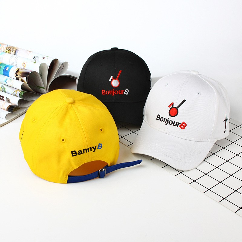 Baseball Cap For Men&women Cotton Embroidery Baseball Hats  Akatsuki Logo Anime Naruto Dad Hat Hip Hop Cap Snapback Baseball Hat
