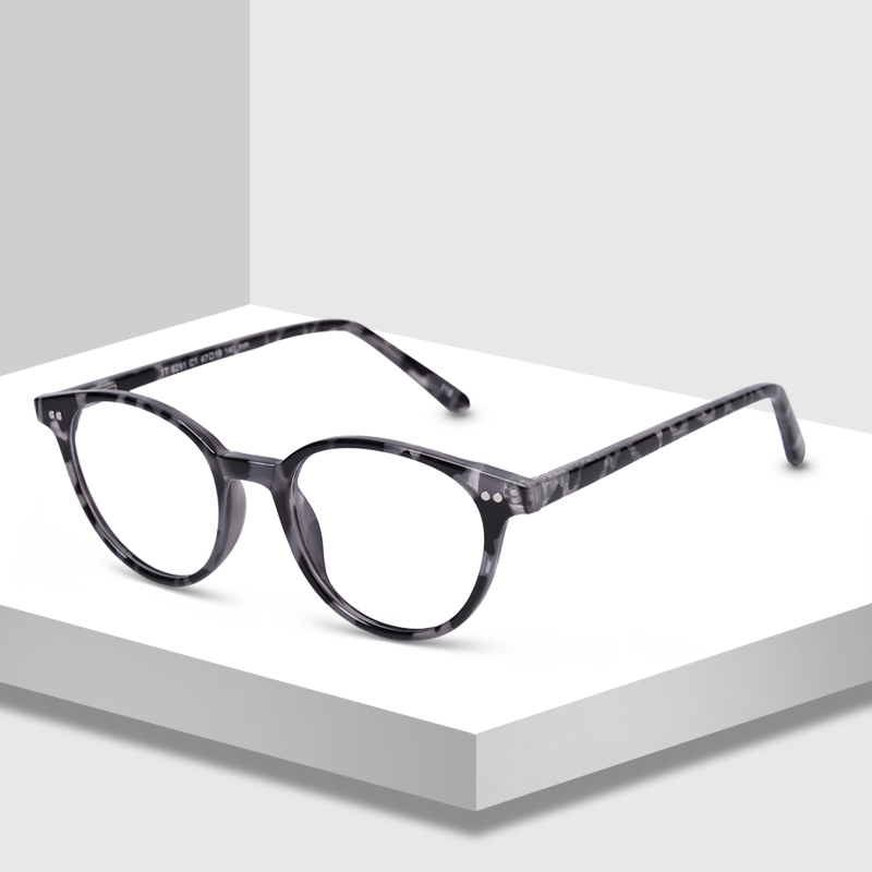 Vintage Women Prescription Glasses Men Optical Eyeglasses Frame Computer Glasses Clear Lens Spectacle Frame Plain Eyewear TT6666