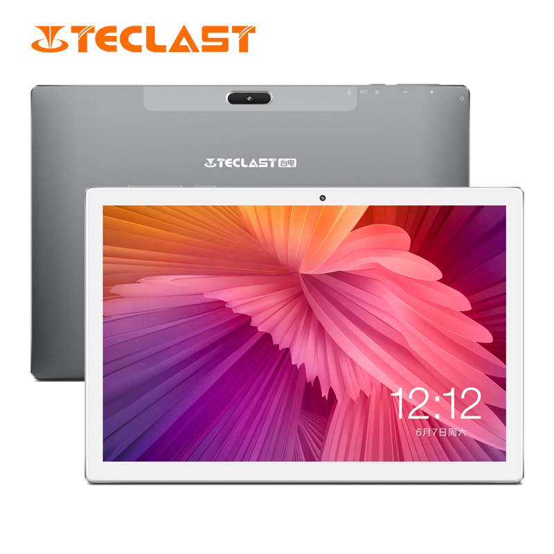 Teclast Phablet-Tablets Mt6797x27 Android 8.0 1920x1200 64GB-ROM Deca-Core 7500mah GPS