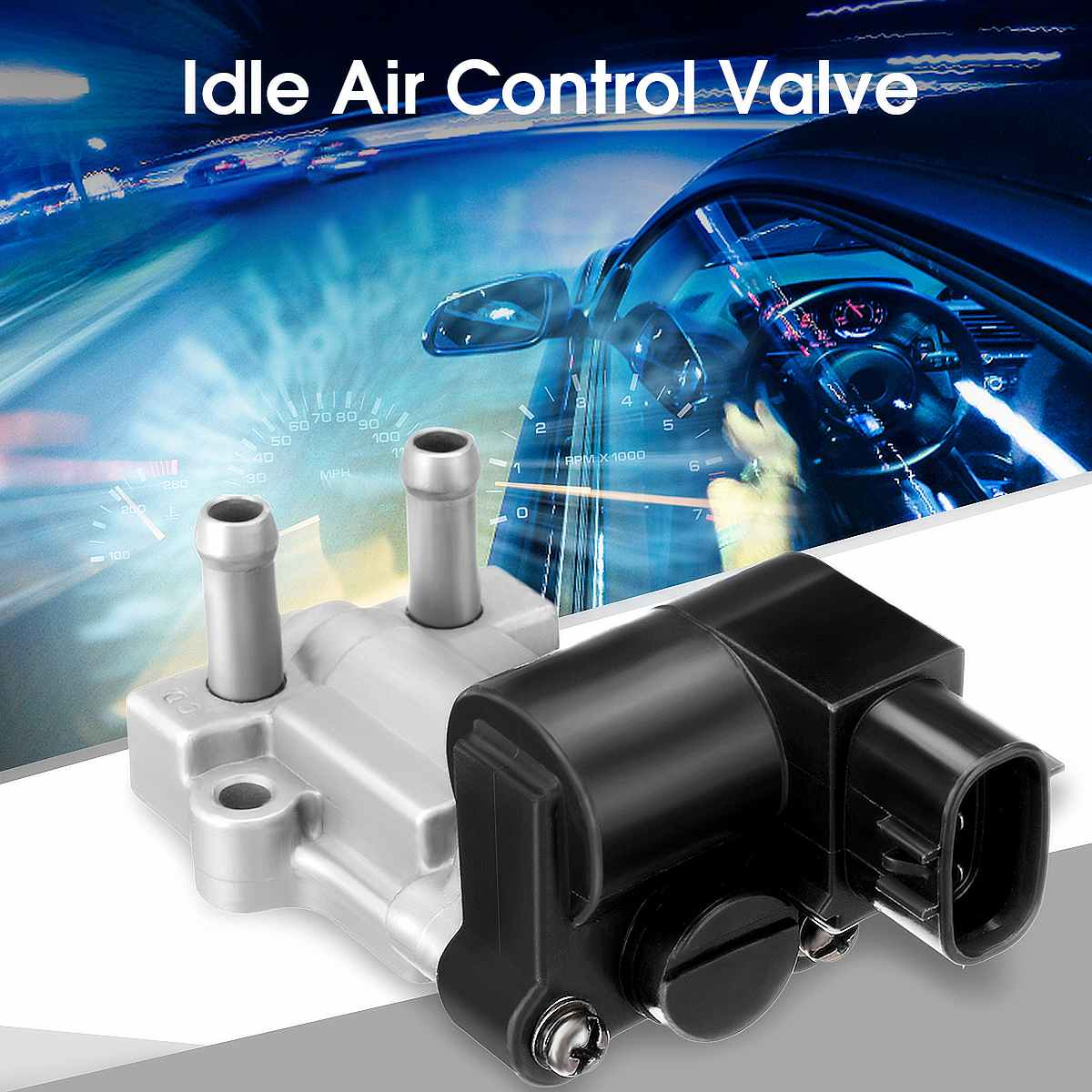 AC188 36450-P28-A01 Idle Air Control Valve For Honda For Civic LX HX EX CX DX GX 1.7L C484 2H1114 AC4211