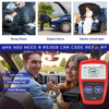 Universal MS309 OBD II Code Reader Scanner Auto Diagnostic Tools Kits Car Automotive CAN BUS Engine Fault Code Reader promo