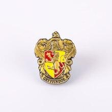Kids Costumes Harry Potter Brooch Hogwarts Badge