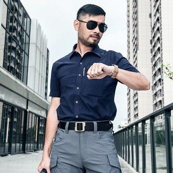 2020 new Mens Military Shirt Combat Tactical Shirt Army Clothing Male Shirt Quick Dry Breathable elasticity casual shirt фрейд з хорни к крафт эбинг р 50 оттенков боли природа женской покорности