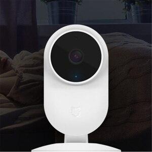 Image 5 - Original Xiaomi Mijia New 1080P IP Camera 130 Degree FOV Night Vision 2.4Ghz Dual band WiFi Xiaomi Home Kit Security Monitor