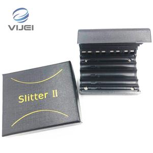 Image 2 - Loose tube slitter 4.5mm 11mm Ribbon Cable Stripper Longitudinal Center Pipe Stripping Tool Tube Slitter Cable Cutter