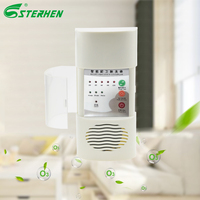 Sterhen Household Ozone Generator Deodorizer Air Cleaner Ozone Disinfector For Home Office Hotel Appliace Remove Smoking Odor