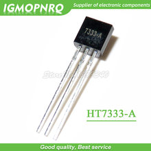 20PCS HT7333-A 7333-A HT7333 HT7333A-1 TO92 Baixo Consumo LDO Original Novo
