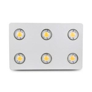 Image 4 - Luz LED de cultivo hidropónico para invernadero, 100W, 200W, 600W, Cree CXB3590, espectro completo, lámpara de cultivo interior para tienda de jardín, crecimiento de plantas