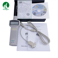 TES RM-1501 Digitale LCD Toerenteller Afstand Test Contact/Contactloze RS232
