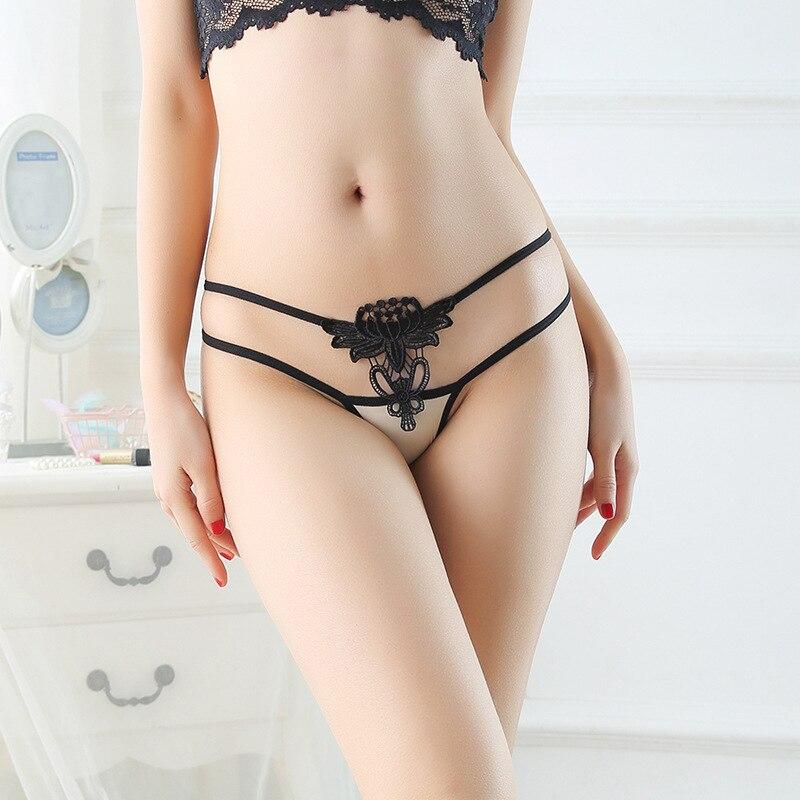 Women/'s Lace Panties G-string Thongs Briefs Underwear Lingerie General 2019hot