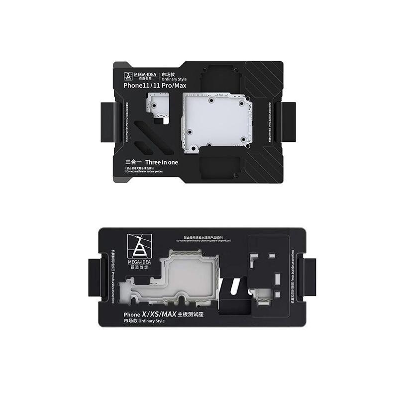 11ProMax Mega Repair Qianli For Mainboard Holder ISocket Fixture Motherboard Fixture X Board Test Jig Idea Fast Logic Phone