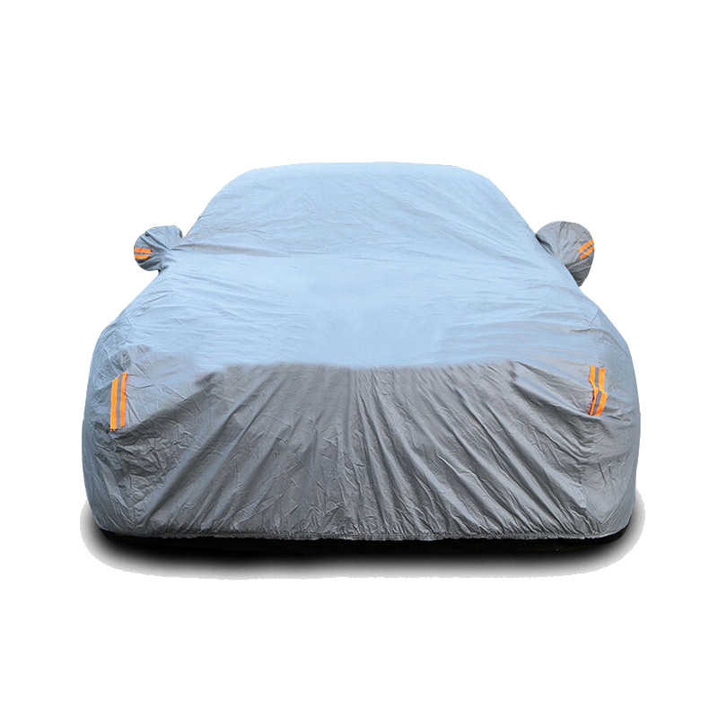 Car cover four seasons PP film plus cotton car cover winter windscreen car cover hail / rain / sunshine / snow / UV