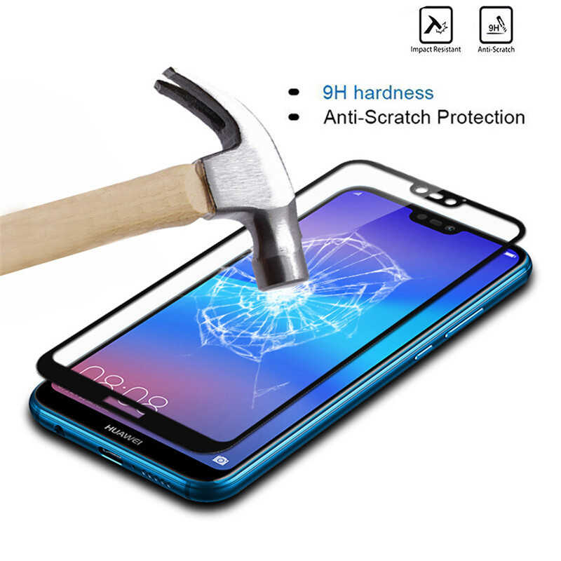 Hard Tempered Glass For Huawei mate 20 lite cover For huawei P20 pro Screen Protector P20Lite P 20 p20 Plus Protective Glass
