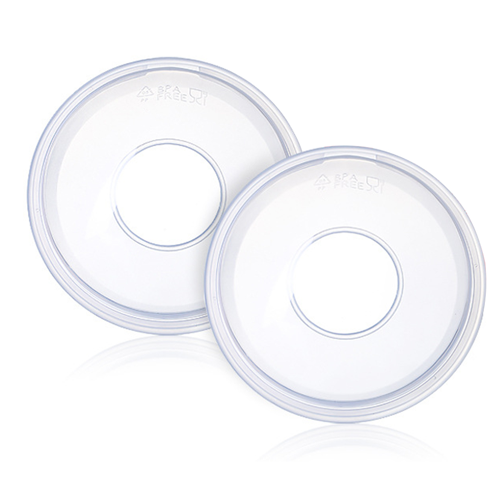 Silicone Collection Cover Baby Feeding Breast Milk Collector Soft Postpartum Nipple Suction Container Reusable Nursing Pad