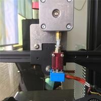 Creality Ender 3 CR-10 3D drucker Direct Drive Upgrade Kit flexible metall extruder Ender3 Pro 3D drucker direkt feed adapter
