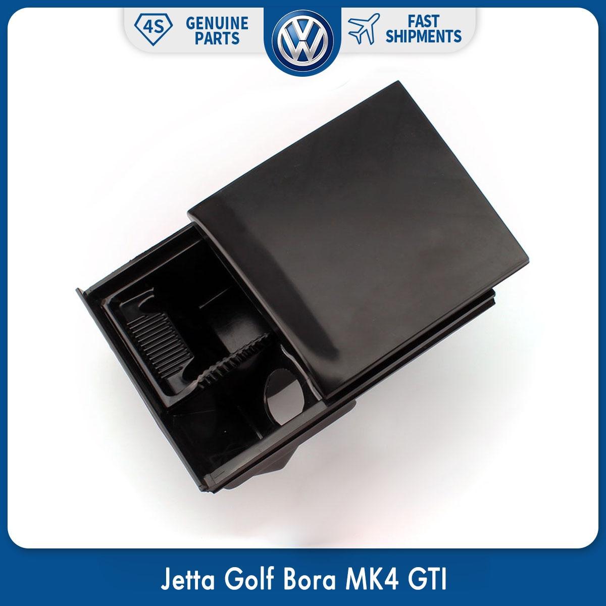 OEM Black Front Interior Centre Console Car Cigarette Ashtray for VW Volkswagen Jetta Golf Bora MK4 GTI 1J0 857 961 G