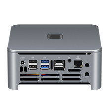 8th 9th Gen Barebone Mini PC Intel Core i9 9880H i7 9850H i5 gráficos de juegos Dual DDR4 M.2 escritorio integrado ordenador Industrial(China)