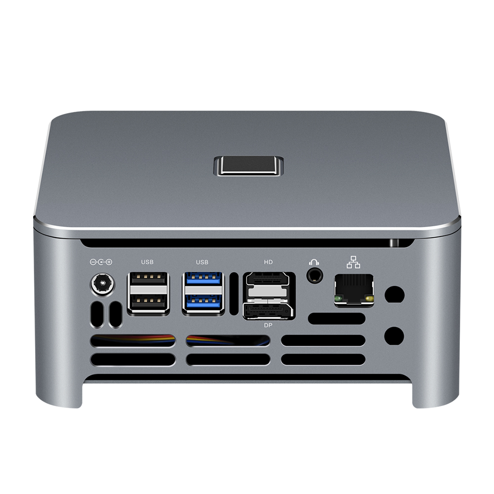 8th 9th Gen Barebone Mini PC Intel Core I9 I7 9850H Gaming Graphics UHD 630 Dual DDR4 M.2 Desktop Embedded Industrial Computer
