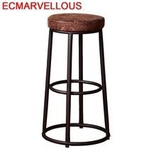La Barra Stoelen Sgabello Barkrukken Fauteuil Taburete Comptoir Shabby Chic Cadeira Tabouret De Moderne Stool Modern Bar Chair