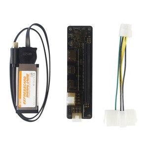 V8.0 EXP GDC Beast External Laptop Video Card Dock Graphics Port Station HDMI Mini PCI-E NGFF Expresscard Interface 34 54 Line