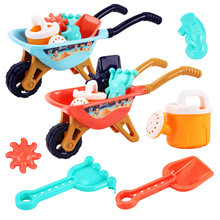 2021 New Summer Beach Toys Safe Children Sand Toy Set Sandpit Toy Beach Tools Summer Outdoor Toy For Boys And Girls